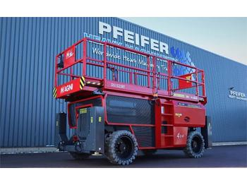 Scissor lift Magni DS1523RT New And Available Directly From Stock, Di