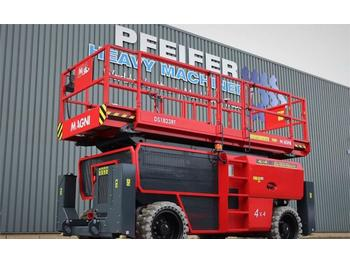 Scissor lift Magni DS1823RT New And Available Directly From Stock, Di