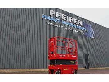 Scissor lift Magni ES0807EP New And Available Directly From Stock, El