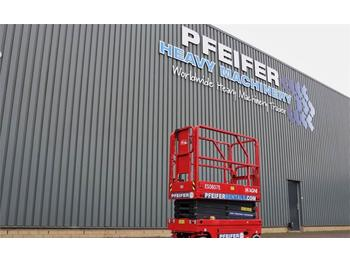 Scissor lift Magni ES0807E Available Directly From Stock, Electric, 7