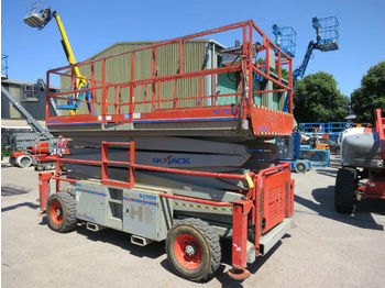 SkyJack 9250 scissor lift from United Kingdom for sale at