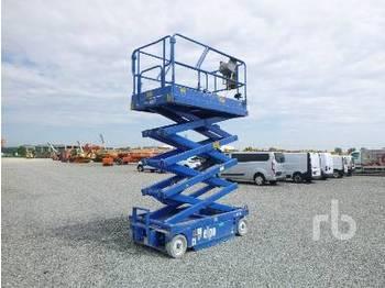 UPRIGHT X26N 10 m - scissor lift