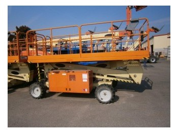 Scissor lift Upright SL30SL: picture 1
