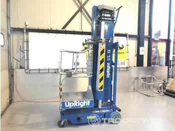 Upright UL 32 - scissor lift