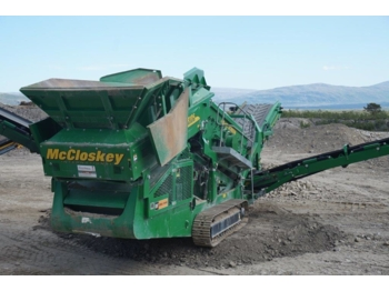 McCloskey R 105 - screener