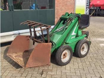 Avant powercat 300 mini shovel - skid steer loader