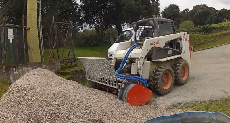 Bobcat 751 Skid Steer Loader From Switzerland For Sale At Truck1