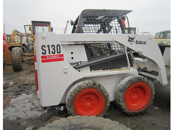Skid steer loader BOBCAT BOBCAT S130