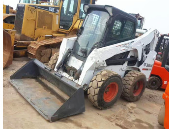 Bobcat 753 Skid Steer Loader From Spain For Sale At Truck1 Id 2446384