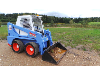 Skid steer loader BOBCAT TCM 607: picture 1