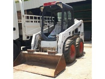 BOBCAT S250 High Flow skid steer loader from Italy for sale