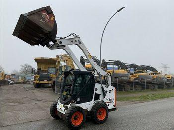 Skid steer loader Bobcat S 590 Skid Steer loader High Flow 2 Speed