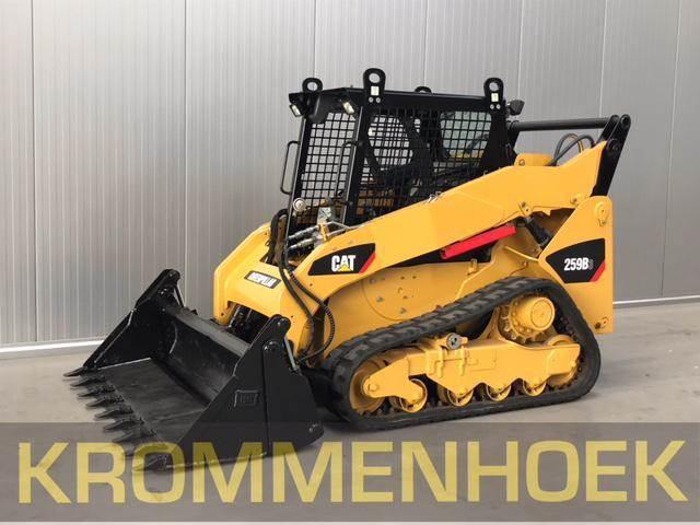 Skid steer loader Caterpillar 259 B 3 - Truck1 ID: 3261269