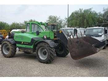 DEUTZ-FAHR AGROVECTOR 30.7 - skid steer loader