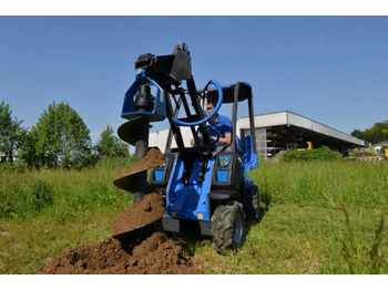 MULTIONE Seria 2 - skid steer loader