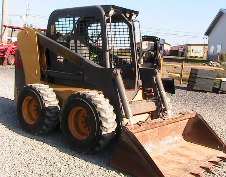 Volvo Mc110 Skid Steer Loader From Spain For Sale At