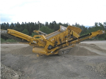 Statie sortare Extec E-7  - construction machinery