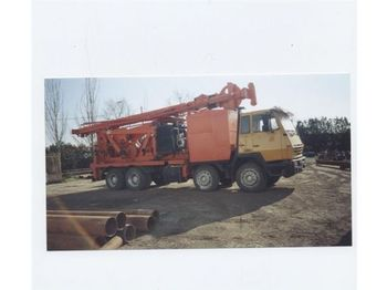 Steyr 33S34 8X4 - construction machinery