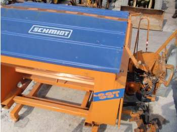 Sypač 2 m3 na Unimog - construction machinery