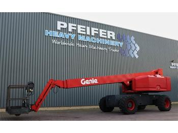 Telescopic boom Genie S65/2WD Diesel, 21.8m Working Height, Jib