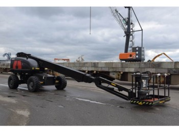 JLG 660SJ - telescopic boom