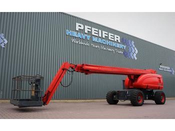 Telescopic boom JLG 660SJ Diesel, 4x4 Drive, 22.3m Working Height, 17.