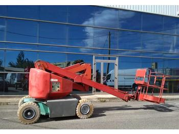Manitou 150 AET 2 15 mts *NEW BATTERY* (Genie-JLG)  - telescopic boom