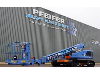 Telescopic boom Nagano S15AUJ Valid inspection, *Guarantee! Diesel, 15 m
