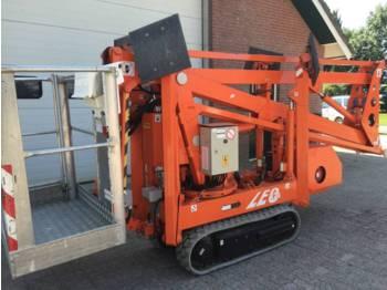 Teupen Leo 12 GT Hoogwerker - telescopic boom