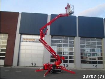teupen Leo 15 GT 14.7 meter High Climber - telescopic boom