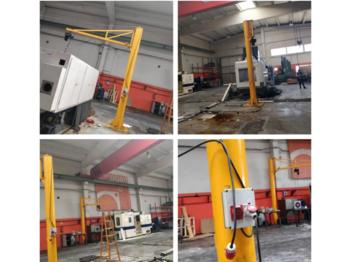 GH Jib cranes 250kg  - tower crane