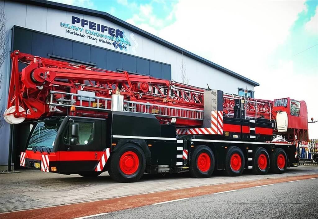 tower crane Liebherr MK100