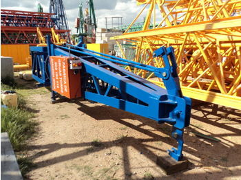POTAIN metalbo m 5010 opcion base y cabina - tower crane