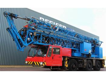 Spierings SK365-AT3 6x6 Drive And 4-Wheel Steering, Max load  - tower crane