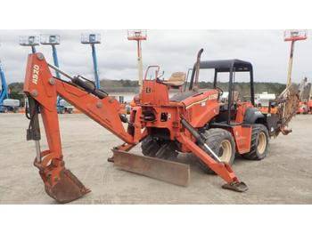 2002 Ditch Witch RT90 - trencher