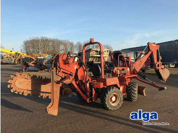 Trencher Ditch Witch 5700 DD, Kaltfräse, Kabelpflug, Frontbaggger