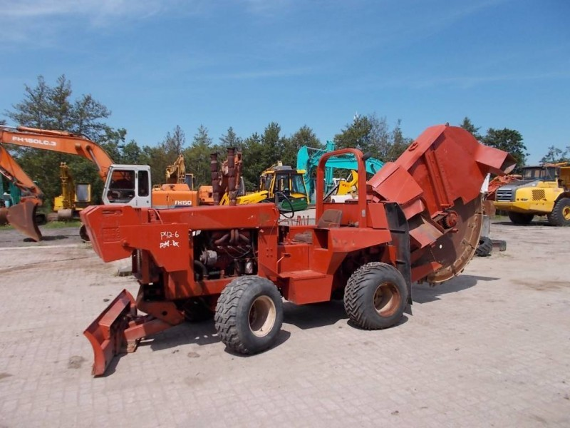 Ditch Witch 6510 Dd Trencher From Netherlands For Sale At
