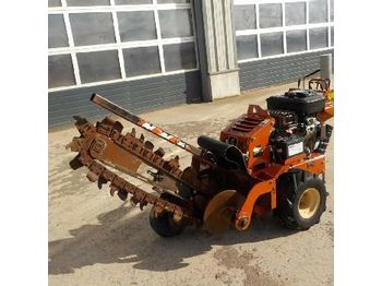 Ditch Witch RT12 - trencher