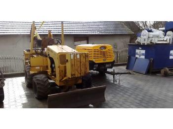 Trencher Vermeer 3550