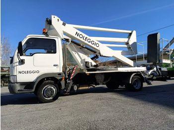 - truck mounted aerial platform