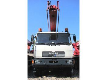 BUMAR P-183 - truck mounted aerial platform