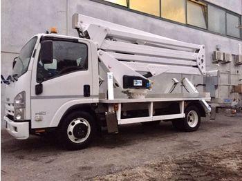 Truck mounted aerial platform ISUZU Z 26J