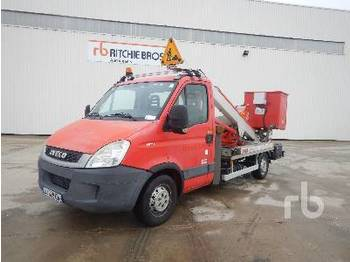 Truck mounted aerial platform IVECO 35C11 w/Multitel MX 200, 20m