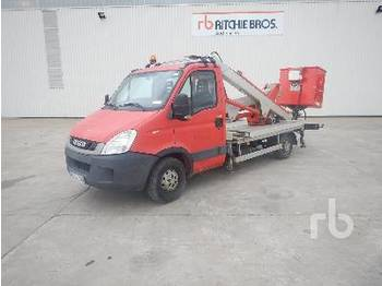 Truck mounted aerial platform IVECO 35S11 w/Multitel MX 170 17m