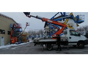 IVECO 35 c12 - truck mounted aerial platform