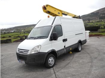 IVECO DAILY 50C15 3.0HPI - truck mounted aerial platform