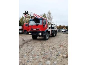IVECO Eurottrakker - truck mounted aerial platform