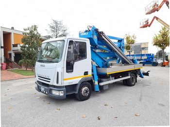 Truck mounted aerial platform Isoli 27.14 Iveco