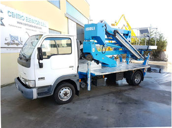 Isoli PNT 185 Nissan - truck mounted aerial platform
