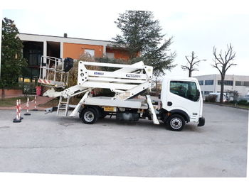 Truck mounted aerial platform Isoli PNT 205 Nissan
